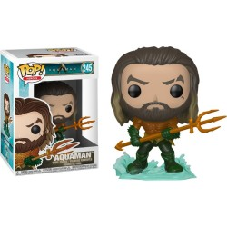 FUNKO POP! AQUAMAN N°245