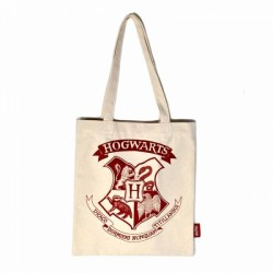 SHOPPING BAG HARRY POTTER HOGWARTS CREST