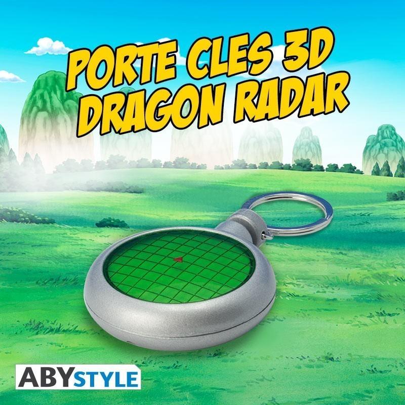 PORTE-CLES 3D DRAGON BALL RADAR