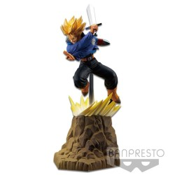 FIGURINE DRAGON BALL Z TRUNKS ABSOLUTE PERFECTION