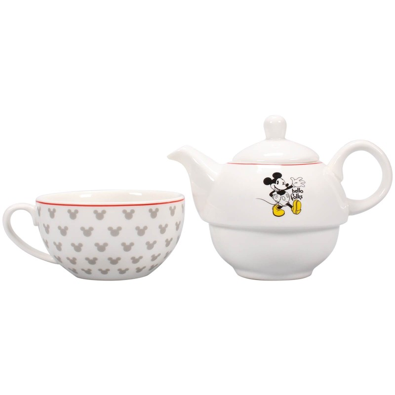 Verwonderend Mickey Mouse - Théière et Tasse If You Can Dreal It BK-56
