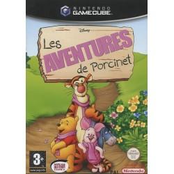 LES AVENTURES DE PORCINET SUR GAMECUBE