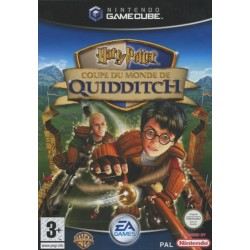 HARRY POTTER COUPE DU MONDE DE QUIDDITCH SUR GAMECUBE