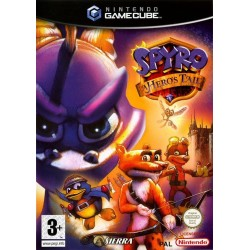 SPYRO A HERO'S TAIL SUR GAMECUBE OCCASION