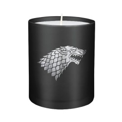 BOUGIE VERRE HOUSE STARK GAME OF THRONES