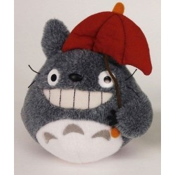 PELUCHE MON VOISIN TOTORO RED UMBRELLA