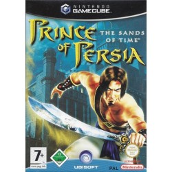 PRINCE OF PERSIA LES SABLES DU TEMPS SUR GAMECUBE OCCASION