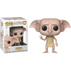 FUNKO POP! DOBBY SNAPPING FINGERS - HARRY POTTER N°75