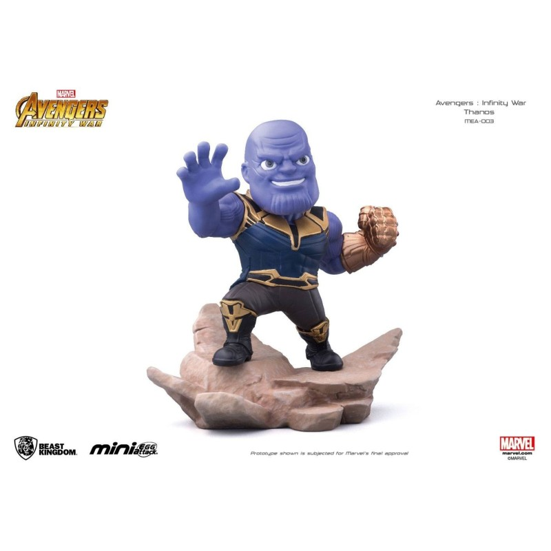 FIGURINE MINI EGG ATTACK THANOS - AVENGERS INFINITY WAR