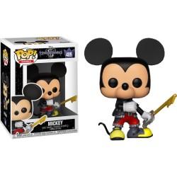 FUNKO POP! MICKEY - KINGDOM HEARTS III N°489