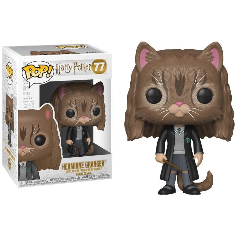 FUNKO POP! HERMIONE GRANGER AS CAT N°77