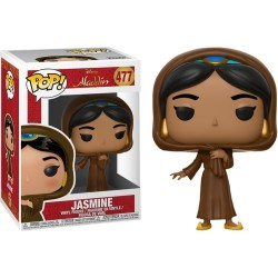 FUNKO POP! JASMINE IN DISGUISE - DISNEY - ALADDIN N°477