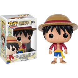 FUNKO POP! MONKEY D. LUFFY - ONE PIECE N°98