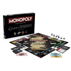 MONOPOLY GAME OF THRONES EDITION COLLECTOR