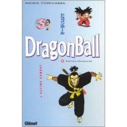 DRAGON BALL TOME 5 : L'ULTIME COMBAT