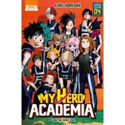 MY HERO ACADEMIA TOME 4 : CELUI QUI AVAIT TOUT