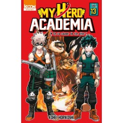 MY HERO ACADEMIA TOME 13 : ON VA CAUSER DE TON ALTER