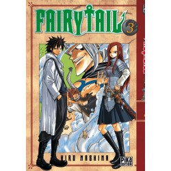 FAIRY TAIL TOME 3