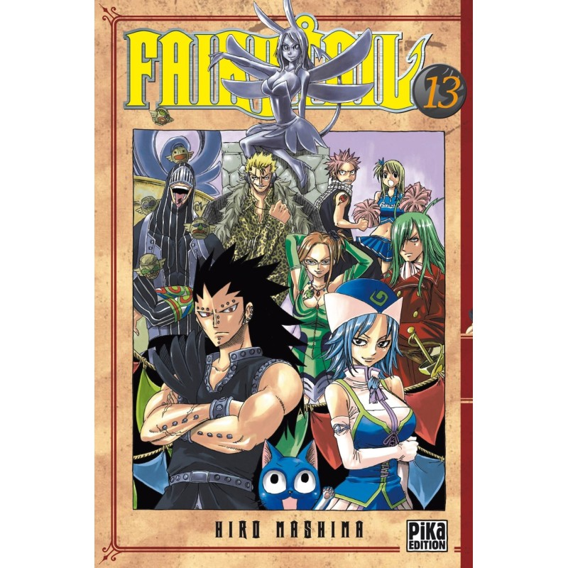 FAIRY TAIL TOME 13