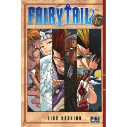 FAIRY TAIL TOME 17