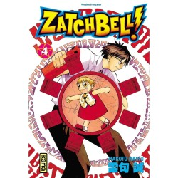 ZATCHBELL TOME 4