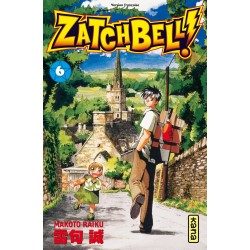 ZATCHBELL TOME 6