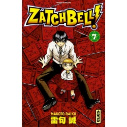 ZATCHBELL TOME 7