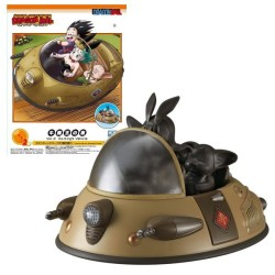 FIGURINE DRAGON BALL MODEL KIT OX KING VEHICULE