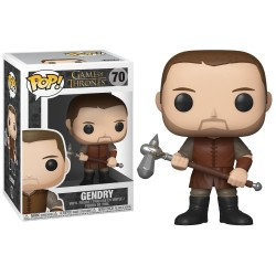 FUNKO POP! GENDRY - GAME OF THRONES N°70