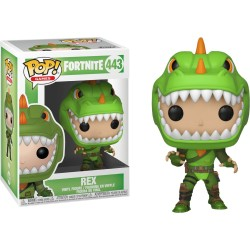 FUNKO POP! REX - FORTNITE N°443
