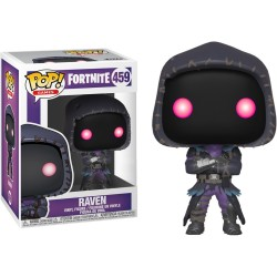 FUNKO POP! RAVEN - FORTNITE - GAMES N°459