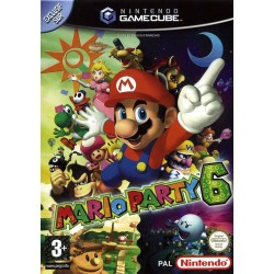 MARIO PARTY 6 COMPLET SUR GAMECUBE