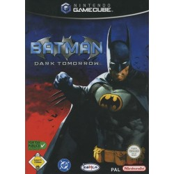 BATMAN DARK TOMORROW SANS NOTICE SUR GAMECUBE
