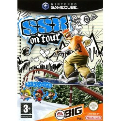 SSX ON TOUR SANS NOTICE SUR GAMECUBE