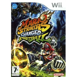 MARIO STRIKERS CHARGED FOOTBALL SUR NINTENDO Wii