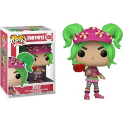 FUNKO POP! ZOEY - FORTNITE N°458