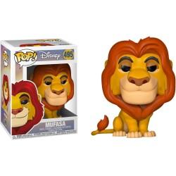 FUNKO POP! MUFASA - LE ROI LION - DISNEY N°495