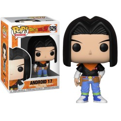 FUNKO POP! ANDROID 17 - DRAGON BALL Z N°529
