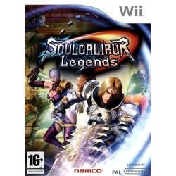 SOULCALIBUR LEGENDS SUR Wii
