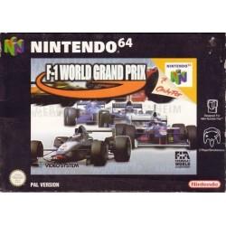 F1 WORLD GRAND PRIX COMPLET ETAT MOYEN