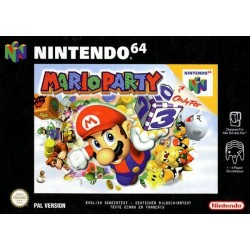 MARIO PARTY COMPLET SUR NINTENDO 64 OCCASION N64 PAL