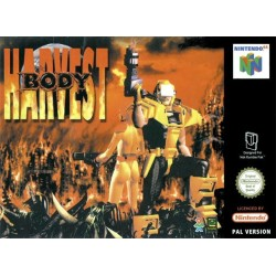 BODY HARVEST NINTENDO 64 OCCASION N64 PAL