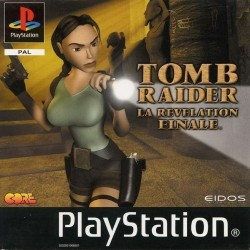 TOMB RAIDER LA REVELATION FINALE COMPLET SUR PLAYSTATION