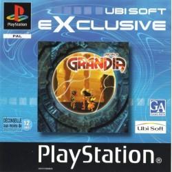 GRANDIA UBISOFT EXCLUSIVE COMPLET SUR PLAYSTATION