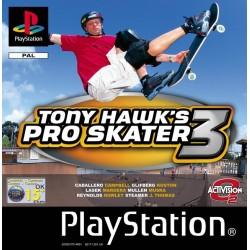 TONY HAWK'S PRO SKATER 3 SUR PLAYSTATION