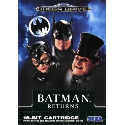 BATMAN RETURNS COMPLET SUR MEGA DRIVE