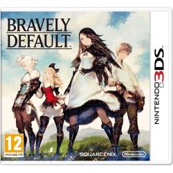 BRAVELY DEFAULT BLISTER SUR NINTENDO 3DS