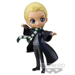 FIGURINE HARRY POTTER Q POSKET DRACO MALFOY PEARL COLOR VERSION