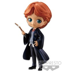 FIGURINE HARRY POTTER Q POSKET RON WEASLEY PEARL COLOR VERSION