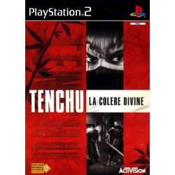 TENCHU LA COLERE DIVINE COMPLET SUR PLAYSTATION 2